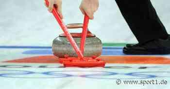 Curling: Deutsches Mixed-Team startet mit Sieg in WM - SPORT1
