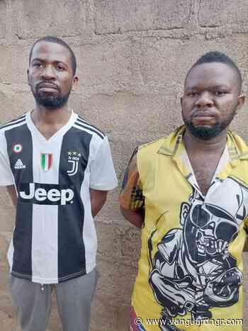 Benue Police foils kidnap of Makurdi varsity Bursar, arrests two suspects - Vanguard