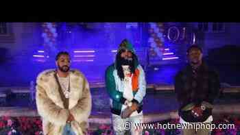 """Sada Baby & Big Sean Show Off Their Dance Moves In The """"Little While"""" Music Video - HotNewHipHop"""