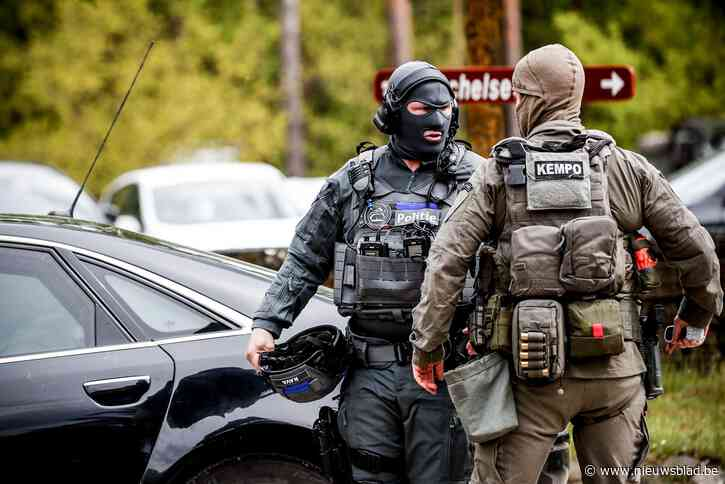 Opnieuw zoekactie in Nationaal Park Hoge Kempen naar voortvluchtige militair Jürgen Conings