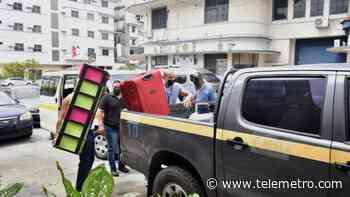 Reubican en el hotel Doral a 76 familias del edificio Capira - Telemetro