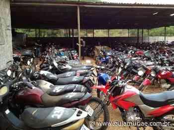 DETRAN-MG leiloa quase 170 veículos apreendidos em Visconde do Rio Branco - Guia Muriaé