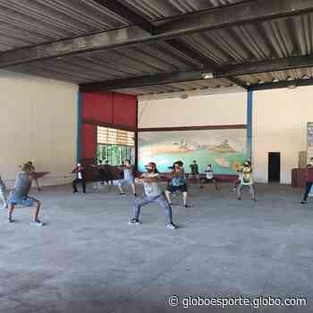 Inscrições abertas para polos esportivos em Angra dos Reis - globoesporte.com