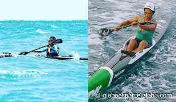 Atletas de Angra dos Reis vivem expectativa para o Mundial de Canoagem Oceânica na Espanha - globoesporte.com