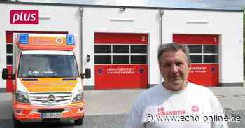 Kürzere Wege dank neuer Rettungswache in Seeheim-Jugenheim - Echo Online