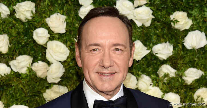 Kevin Spacey Cast in Italian Film After Being Sidelined in the U.S. - The New York Times