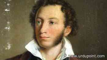Pushkin Online Birthday Celebration to Attract Worldwide Audience - Project Director - UrduPoint News