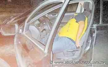 Hombre ejecutado en la Jorobas-Tula - El Sol de Hidalgo