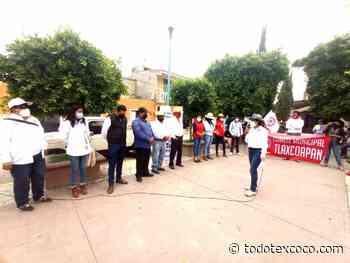 Salarios dignos para policías: Karina Mejía - Tula de Allende Hidalgo - Noticias de Texcoco