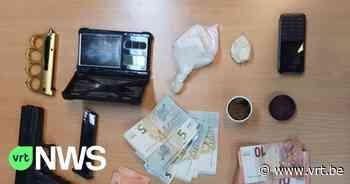 Drugsdealer aangehouden in Wemmel na huiszoeking - VRT NWS