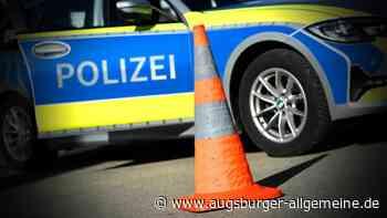Zwei Verletzte bei zwei Unfällen in Burgau und Günzburg - Augsburger Allgemeine