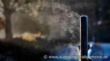 Unfallverursacher flüchtet: 200 Euro Schaden in Burgau - Augsburger Allgemeine