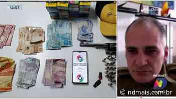 Faxinal dos Guedes: bandidos assaltam dois postos de combustíveis - ND Mais