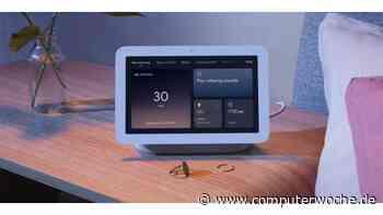 Nest Hub: Googles Fuchsia OS für erstes Gerät verfügbar