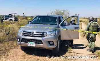 Abandonan 5 cadáveres entre Guadalupe y Ojocaliente - Noticias - Express Zacatecas