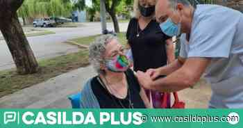Desde hoy se vacunan 350 personas por día en Casilda - CasildaPlus