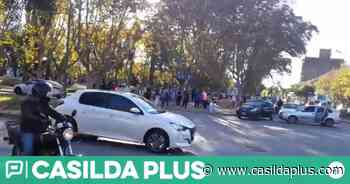 Casilda se sumó a las marchas del 25M - CasildaPlus