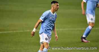 Alfredo Morales returns to training for NYCFC - Hudson River Blue