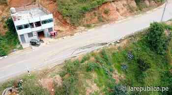 Cajamarca: por mantenimiento restringen tránsito en vía Chota-Cochabamba - LaRepública.pe