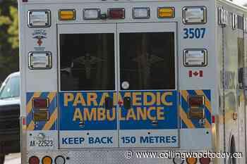 Grey County paramedics hosting virtual food drive at Thornbury Foodland - CollingwoodToday.ca
