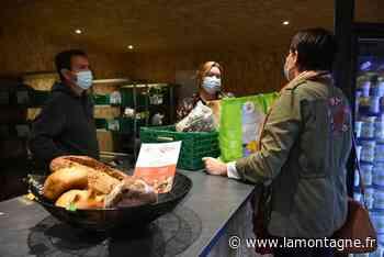 Commerce - A Chappes (Puy-de-Dôme), ils lancent une épicerie en ligne pour recréer du lien entre producteurs auvergnats et consommateurs - La Montagne