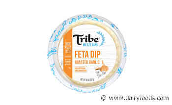 Lakeview Farms launches dairy-based Mediterranean dips