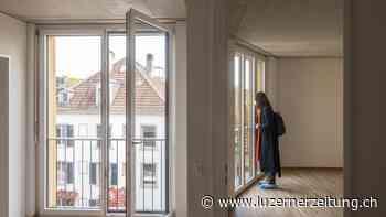 Oberkirch - Das Leben hier ist vergleichsweise eher teuer - Luzerner Zeitung