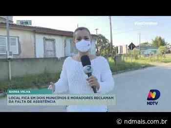 Moradores da Barra Velha pedem para ser anexados ao Balneário Rincão - ND Mais