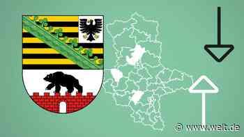 Bitterfeld-Wolfen: Kandidaten & Prognose im Wahlkreis 28 - Sachsen-Anhalt-Wahl 2021 - WELT