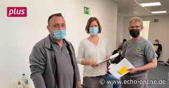 Griesheim In Griesheim impft schon ein Betriebsarzt - Echo Online