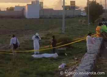Atropellan a trabajador de limpias en la carretera Pachuca-Ciudad Sahagún - La Silla Rota