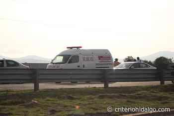 Muere trabajador de Limpia al ser atropellado sobre la Pachuca-Sahagún - Criterio Hidalgo