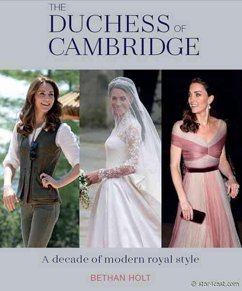 Catherine – growing into a Duchess