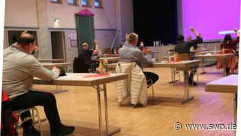 Corona Lockdown Oberrot: Gemeinderat: Mitglieder bevorzugen Präsenztermin - SWP