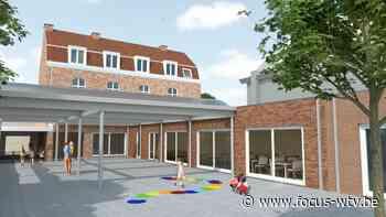 Groen licht voor bouwwerken Capucienenschool Ieper - Focus en WTV