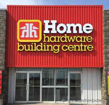 Olmstead's Home Hardware in Cobden ordered to close for non-compliance - renfrewtoday.ca