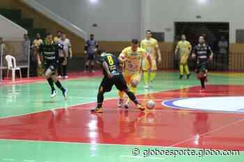 Com gols no 2º tempo, Pulo vence, tira a invencibilidade do Dracena e segue 100% na Copa LPF - globoesporte.com