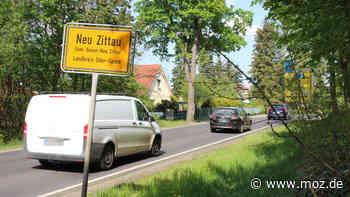 Verkehr: Grüne wenden sich gegen den Bau einer Umgehungsstraße für Neu Zittau und Erkner - moz.de