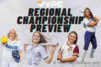 VYPE Softball Regional Championships Preview: Barbers Hill, Lake Creek, Clear Springs, Deer Park to battle - KPRC Click2Houston