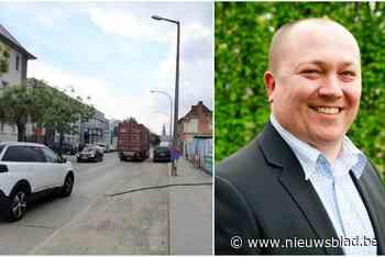 """Druk bereden Kerklaan wordt na heraanleg enkelrichting: """"Fie... (Machelen) - Het Nieuwsblad"""