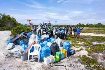 Sines - 360 Voluntários ajudaram a limpar Costa do Norte (C/ Fotos) - Rádio Campanário - Rádio Campanário