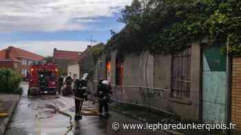 Grand-Fort-Philippe : incendie dans une maison de la rue Lévêque - Le Phare dunkerquois