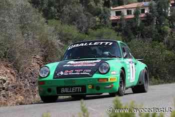 Tridente Balletti Motorsporto al Rally Campagnolo di Isola Vicentina - LaVoceDiAsti.it