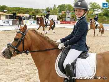 Pferdesport: Tolle Leistungen vor malerischer Kulisse - Nordwest-Zeitung
