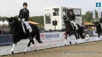 Pferdesport: Wesermarsch-Asse überzeugen am Strand - Nordwest-Zeitung
