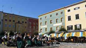 Tittmoning: Platzkonzerte auf dem Stadtplatz immer freitags - chiemgau24.de