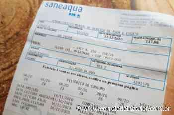 Saneaqua realiza feirão de negociação para usuários em Mairinque - Correio do Interior