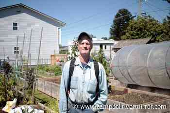 Campbellton Community Garden manager acknowledged for years of work – Campbell River Mirror - Campbell River Mirror