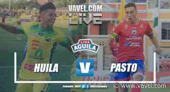 Atlético Huila vs Deportivo Pasto en vivo y en directo online por la Liga Águila 2019 (2-0) - VAVEL Latinoamérica
