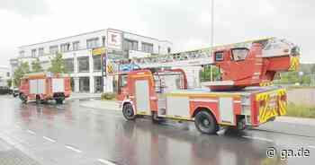 Lohmar: Kaufland-Filiale unter Wasser - Sprinkleranlage sorgt für Wasserschaden - General-Anzeiger Bonn